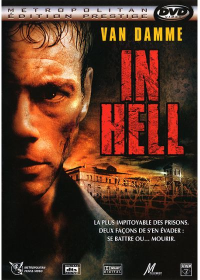 In Hell (Édition Prestige) - DVD