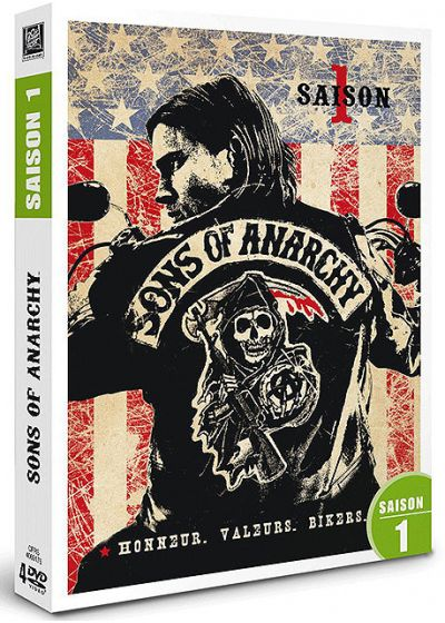 Sons of Anarchy - Saison 1 - DVD