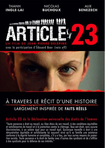 Article 23 - DVD