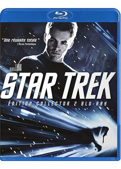 Star Trek (Édition Collector) - Blu-ray