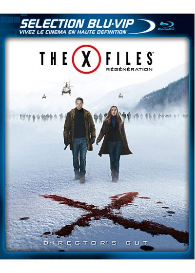 The X-Files : Régenération - Blu-ray