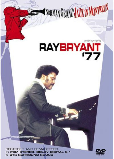 Norman Granz' Jazz in Montreux presents Ray Bryant '77 - DVD