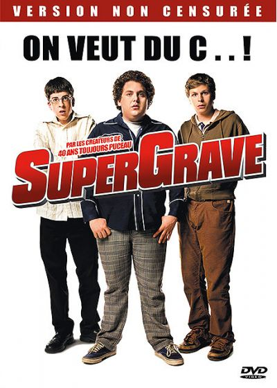 SuperGrave (Non censuré) - DVD