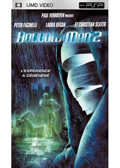 Hollow Man 2 (UMD) - UMD