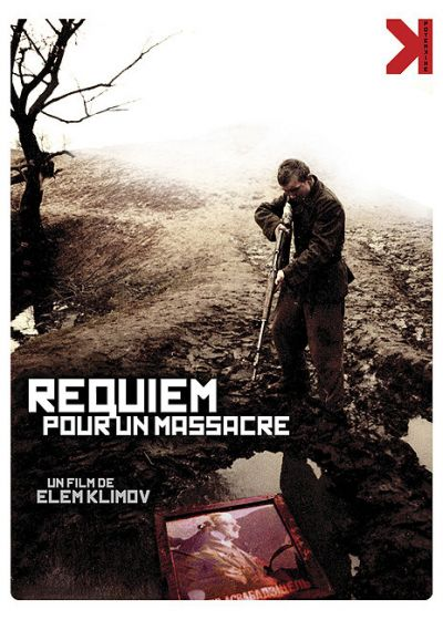 Requiem pour un massacre - DVD