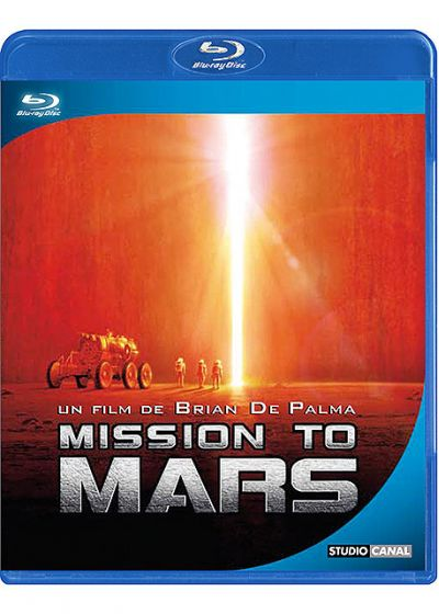 Mission to Mars - Blu-ray