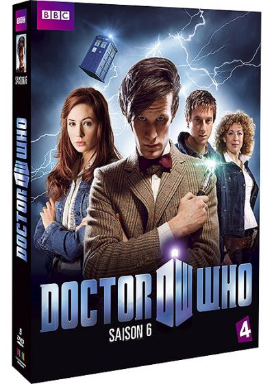 Doctor Who - Saison 6 - DVD