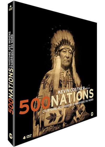 500 Nations (Coffret Luxe) - DVD