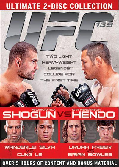 UFC 139 : Shogun vs Hendo - DVD
