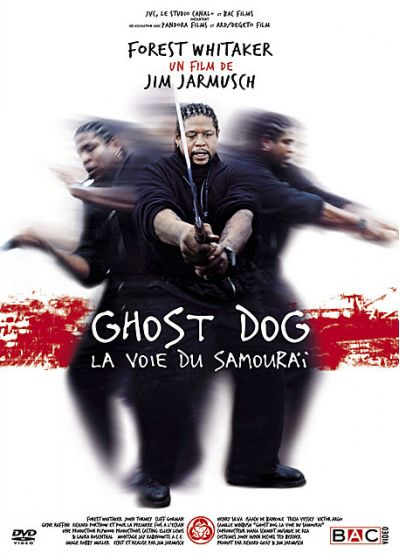 Ghost Dog - La voie du Samouraï - DVD