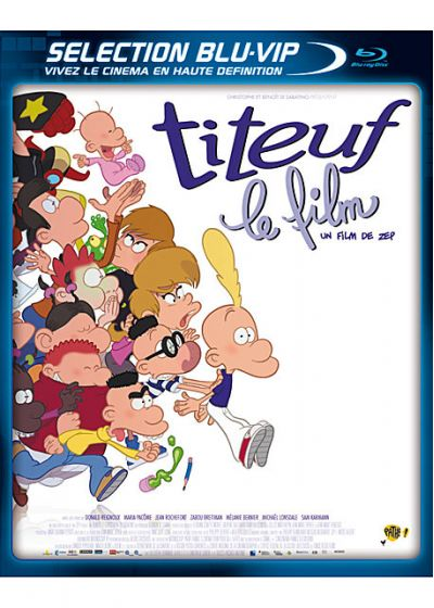 Titeuf - Le Film - Blu-ray