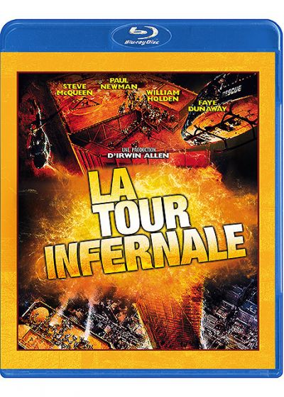 La Tour infernale - Blu-ray