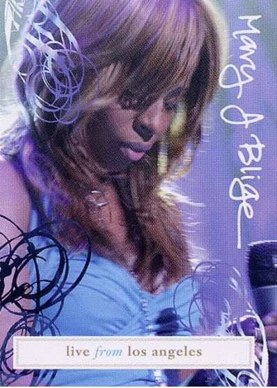 Blige, Mary J. - Live from Los Angeles - DVD