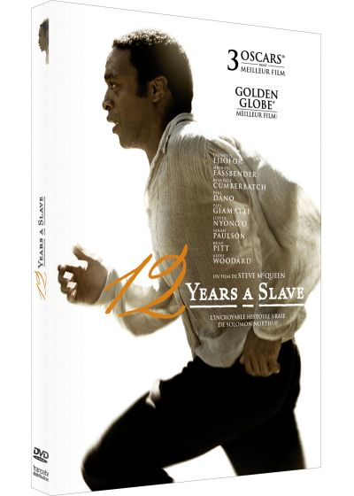 12 Years a Slave - DVD