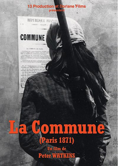 La Commune (Paris 1871) - DVD
