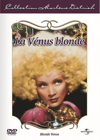 Vénus blonde - DVD