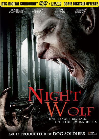 Night Wolf - DVD