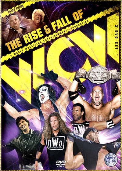 Rise and Fall of WCW - DVD