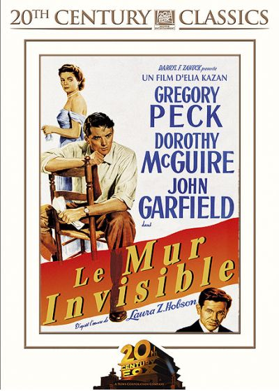 Le Mur invisible - DVD