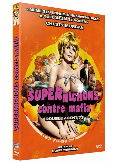 Supernichons contre mafia - DVD