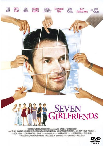 Seven Girlfriends - DVD