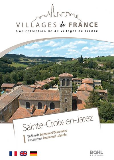 Villages de France volume 29 : Sainte-Croix-en-Jarez - DVD