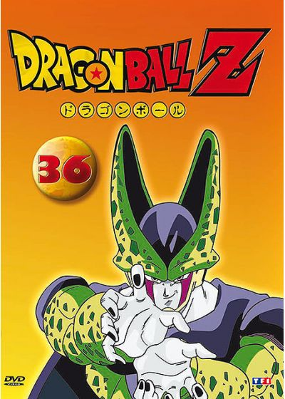 Dragon Ball Z - Vol. 36 - DVD