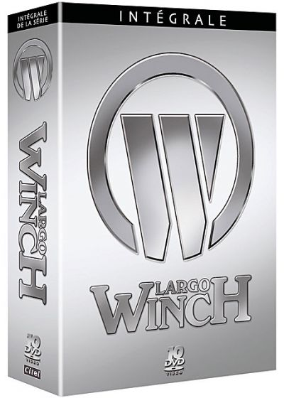Largo Winch - Intégrale (Pack) - DVD