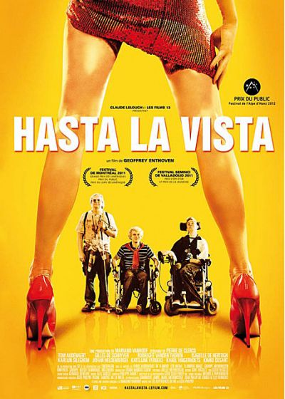 Hasta la Vista - DVD