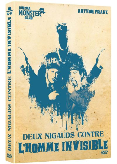 Deux nigauds contre l'homme invisible - DVD