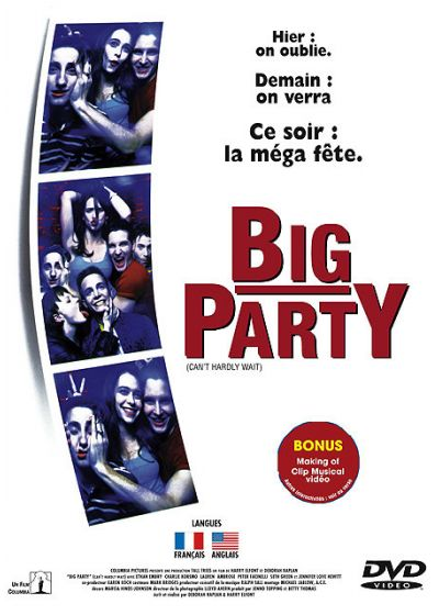Big Party - DVD