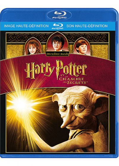 Dvdfr harry potter et la chambre des secrets blu ray - Harry potter et la chambre des secrets streaming hd ...