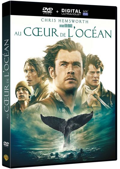 Au coeur de l'ocean (DVD + Copie digitale) - DVD