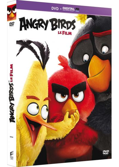 Angry Birds - Le film (DVD + Copie digitale) - DVD