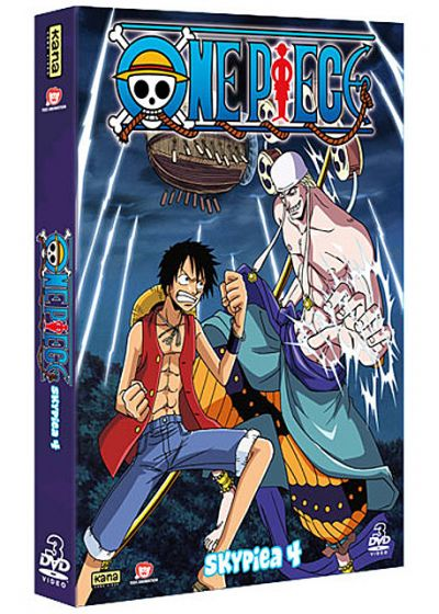 One Piece - Skypiea 4 - DVD