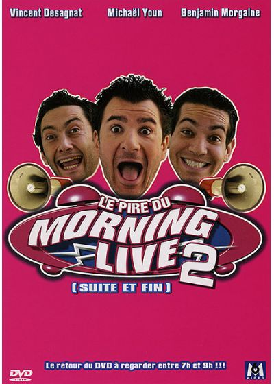 Le Pire du Morning Live 2 (suite et fin) - DVD