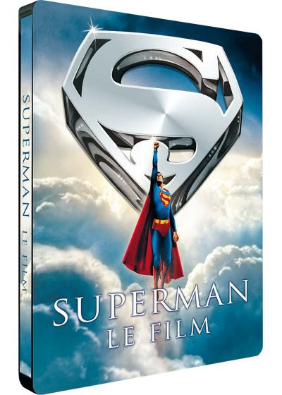 Superman (Blu-ray + Copie digitale - Édition boîtier SteelBook) - Blu-ray