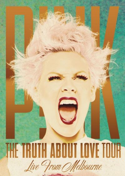 Pink : The Truth About Love Tour Live from Melbourne - DVD