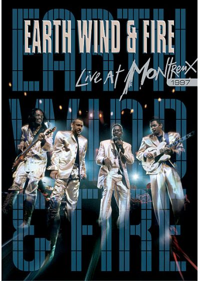 Earth, Wind & Fire - Live At Montreux - DVD