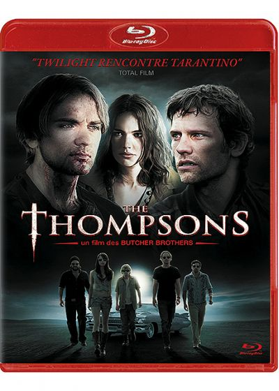 The Thompsons - Blu-ray