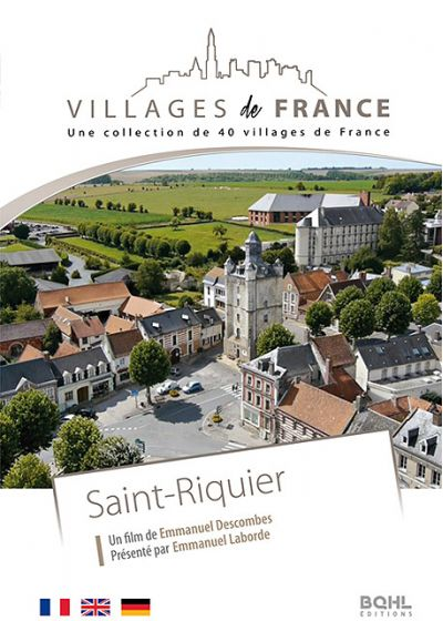 Villages de France volume 34 : Saint-Riquier - DVD