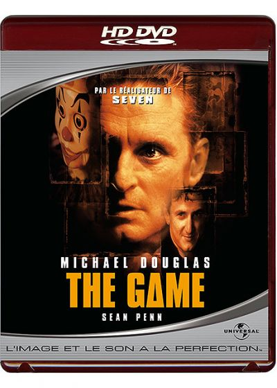 The Game - HD DVD