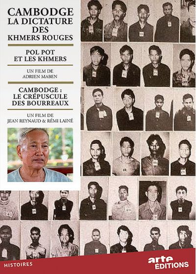 Cambodge, la dictature des Khmers Rouges 1975 - 1979 - DVD