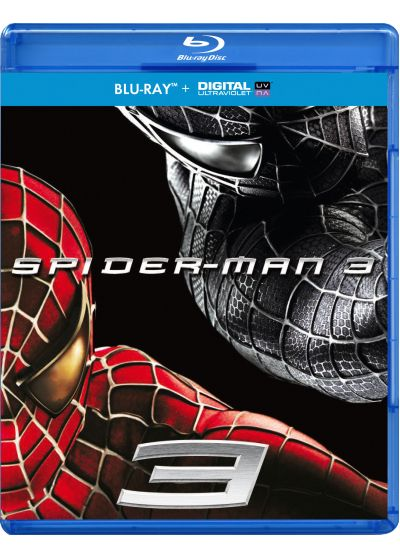 Spider-Man 3 (DVD + Copie digitale) - Blu-ray