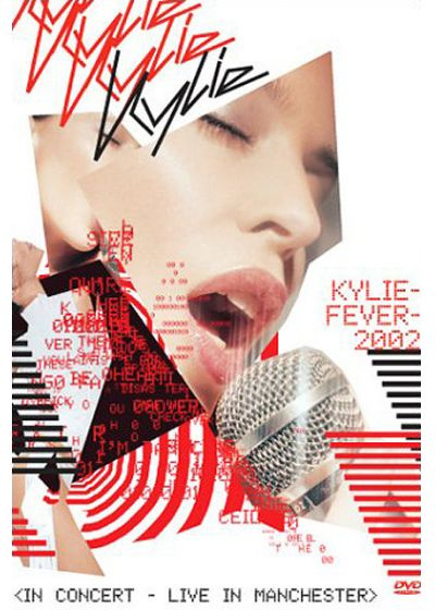 Minogue, Kylie - Kylie Fever 2002 - In concert Live In Manchester - DVD