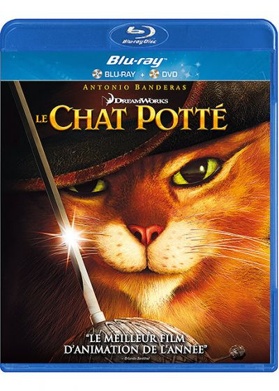 Le Chat Potté (Combo Blu-ray + DVD) - Blu-ray