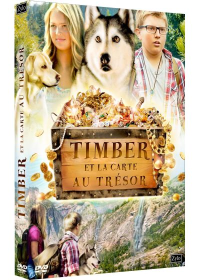 Timber et la carte au trésor - DVD
