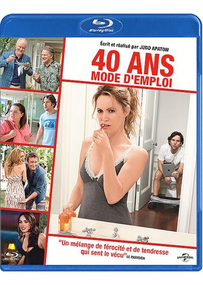 40 ans : mode d'emploi - Blu-ray
