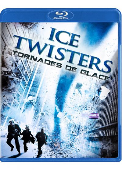 Ice Twisters - Tornades de glace - Blu-ray