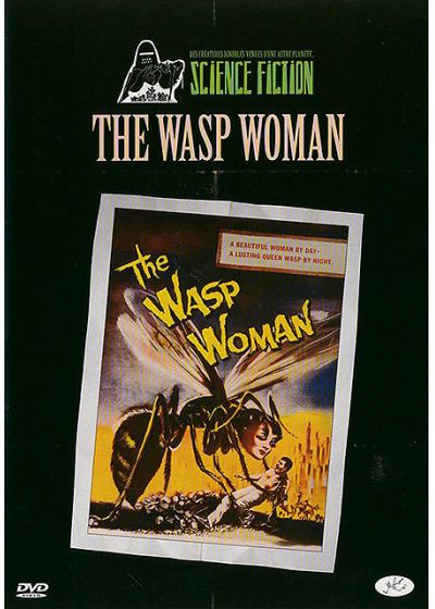 The Wasp Woman - DVD